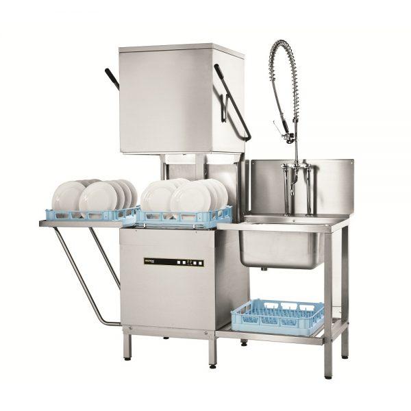 Hobart Ecomax H602 Passthrough Dishwasher